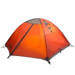 牧高笛(Mobi Garden)NXZ1429065 户外帐篷 防雨登山野外露营双层三季帐多人3-4人帐篷 冷山4  红色