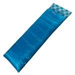 牧高笛(Mobi Garden)MF091014 户外装备 中空棉单人野外露营睡袋特别推荐 晴云 海蓝(信封式)