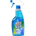 爱家亮玻璃清洁洗剂500ml 1瓶