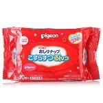 貝親(Pigeon) 嬰兒輕絲柔濕巾外出用30片【日本原裝進口】