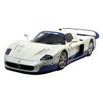 玛莎拉蒂(MASERATI)1:18 玛莎拉蒂 MC12 ROAD CAR 合金汽车模型 白色