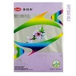 易利丰(ELIFO) 80克彩色复印纸 彩色纸 手工纸 手工折纸 打印纸 儿童益智剪纸折纸 浅紫 A3