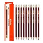 晨光(M&G)AWP30802 六角木杆铅笔 HB 12支装