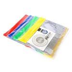 晨光(M&G)ADM94552 透明PVC拉链袋 A4 20个装
