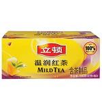 立顿(Lipton) 茶叶 红茶 温润红茶50包 100g