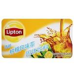立顿(Lipton) 茶叶 花草茶 清新柠檬茶20包 360g