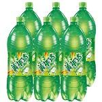 美年达(Mirinda)青苹果味碳酸饮料 2L*6瓶 箱装