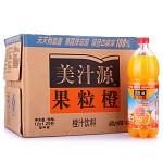 美汁源(Minute Maid)果粒橙 1.25LX12瓶 整箱