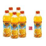 美汁源(Minute Maid)果粒橙 450ml/瓶 果汁饮料