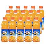 汇源(huiyuan) 果汁饮料 果粒王 橙汁饮料500mlx15瓶整箱装