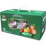 汇源(huiyuan)100%葡萄果汁200ml*12盒 礼盒装