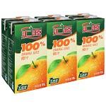 汇源(huiyuan) 橙汁 1L*6盒