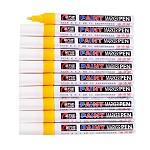 金万年(Genvana)G-0971 多色油漆笔 油性笔 轮胎笔 单支装 黄色