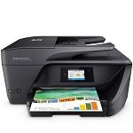 惠普(HP)6960 A4彩色喷墨一体机(复印、打印、扫描、传真)