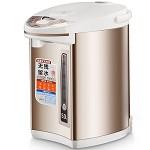 美的(Midea)PF701-50T 电热水瓶5L 304不锈钢 3段温控电热水壶