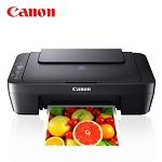 佳能(Canon)E418 A4彩色喷墨多功能一体机(打印、复印、扫描)