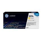 惠普(HP)CE742A 黄色硒鼓 307A系列 7300页打印量 适用机型:HP CP5225系列 单支装