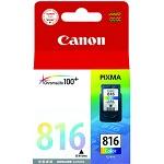 佳能(Canon)CL-816 彩色墨盒 240页打印量 适用机型:MP236/288/ip2780/ip2788/MX428/MX368
