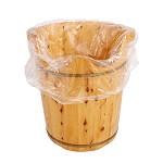 辛比利(XINBILI)一次性足疗袋 足浴木桶泡脚袋 加大型高桶用 80个/包 70*100cm