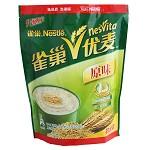 雀巢(Nestle)优麦免煮即食早餐麦片 优麦原味500g