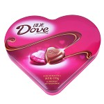 德芙(Dove)心语巧克力 糖果巧克力150g 礼盒装
