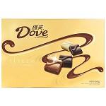 德芙(Dove)埃斯汀巧克力美味之旅 糖果巧克力262g 礼盒装