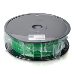 极光尔沃 新款ABS 3d打印机耗材 1.75mm 3D打印机通用耗材 ABS绿色