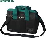 世达(SATA)09556 工具包 收纳32件不同工具 维修抢修工具包  多功能巡检包