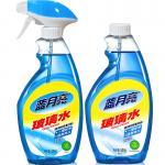 蓝月亮 玻璃水(瓶+瓶补) 玻璃清洁剂 500g+500g/组