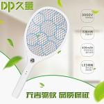 久量(Duration Power)LED-809 充电式电子灭蚊拍文子拍苍蝇拍热卖产品 电灭蚊器 电驱蚊器