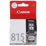 佳能(Canon)PG-815 黑色墨盒 280页打印量 适用机型:IP2780/2788/MP236/288/259/498/MX348/358/368418/428