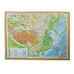 晨光(M&G)ASD99829 3D中国地形图学习图典带拼图