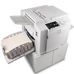 理光(Ricoh)DD2433C B4幅面数码印刷机 8K过纸 300dpix300dpi 60-90页/分钟 35-128g/㎡