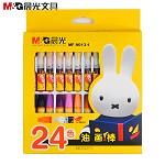 晨光(M&G)MF9013 24色米菲六角油画棒