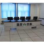 禹阳(yuyang)QG-CZT-06 弧形操作台 板材1-1.5mm厚 加木条装饰 套色