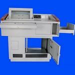禹阳(yuyang)QG-DMJ-101 多媒体讲台 板材1-1.5mm厚 加木条装饰 套色