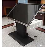 禹阳(yuyang)QG-YD-5 触摸挂架 板材1-1.5mm厚 管材2mm厚 46寸-85寸 黑色