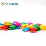 创意 桶装彩色磁扣 直径3CM 一桶50粒