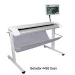 Betcolor 4492 Scan 全新一代大幅面扫描仪