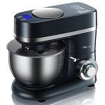 小熊(Bear)SJJ-A06Y2 厨师机 揉面机和面机多功能打蛋器全自动家用搅拌料理机4L
