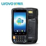 优博讯(urovo) i6300A手持收据终端PDA手持机终端 盘点机 数据采集器(一维+wifi+蓝牙+4G)