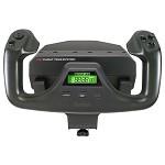 罗技(Logitech)Flight Yoke System 专用控制杆和模拟控制器