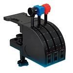 罗技(G)Flight Throttle Quadrant专用控制杆仿真控制器
