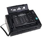 松下(Panasonic)KX-FL338CN 黑白激光传真机 黑色 传真通信设备