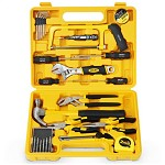 得力(deli)3702 多用途组合工具箱 25件套