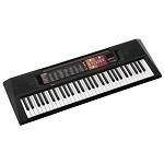 雅马哈(YAMAHA)PSR-F51 初学入门演奏61键成人儿童电子琴 黑色
