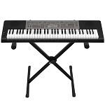 卡西欧(CASIO)CTK-3350 61键力度键盘电子琴 黑色