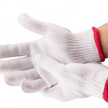 娜威(NW)棉纱线手套 劳保纱手套 1付价格