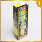 椰树 椰子汁利乐包 245ML 一瓶