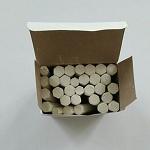 洁康 吸附板粉笔 白色粉笔  30根/盒 一箱80盒 单盒价